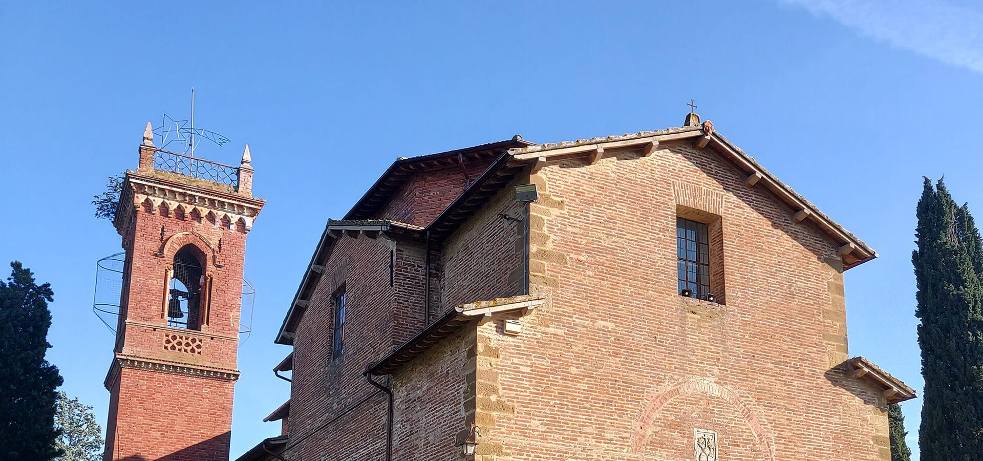 """Chiesa """"Sant'Ansano"""""""