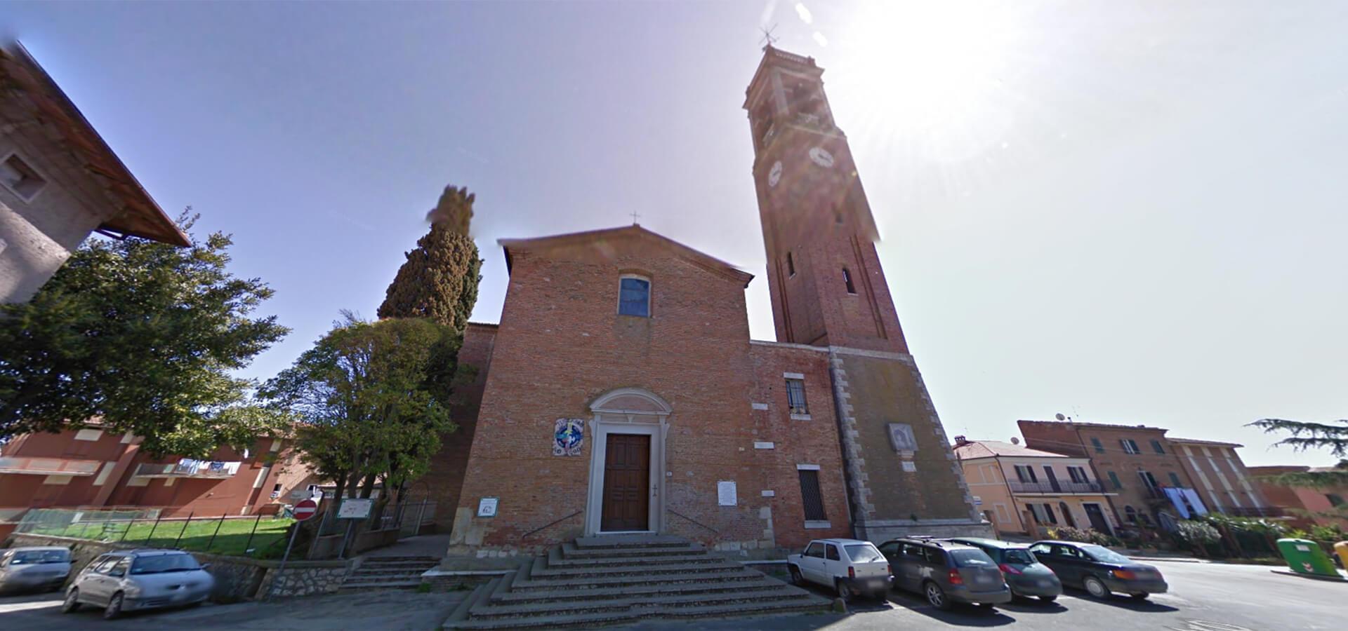 """Chiesa """"Santi Pietro e Paolo"""""""